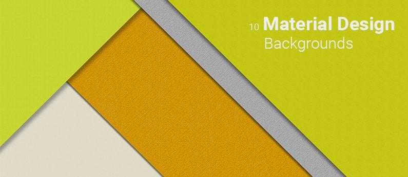 10 Material Design Backgrounds - CreativeCrunk