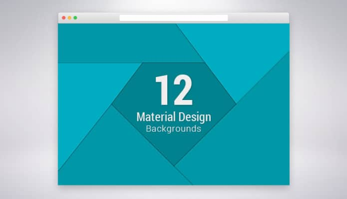 Free Material Design Promotional Backgrounds - Freebie No.-12 - Super Dev Resour