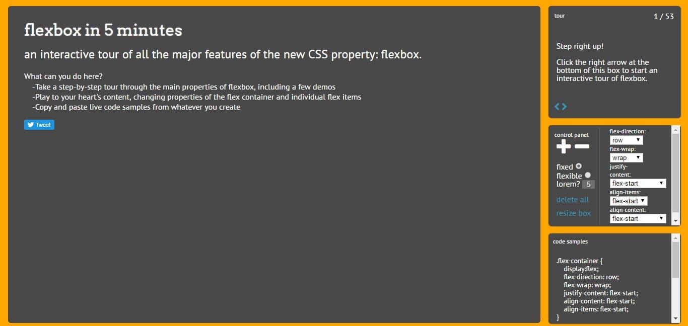 flexbox-in-5-minutes