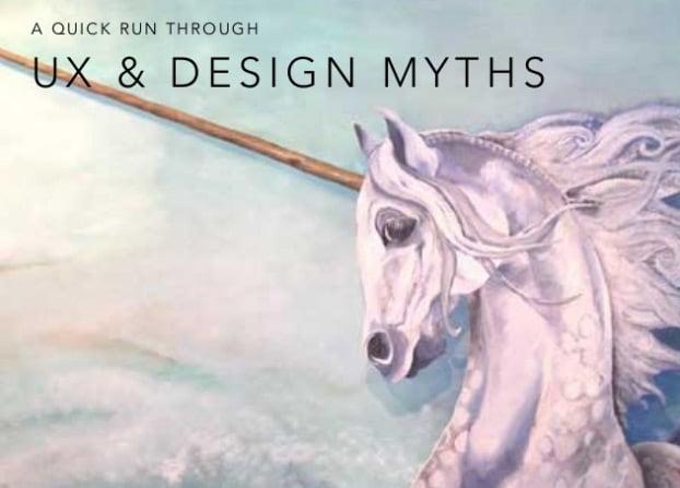 UX Design Myths
