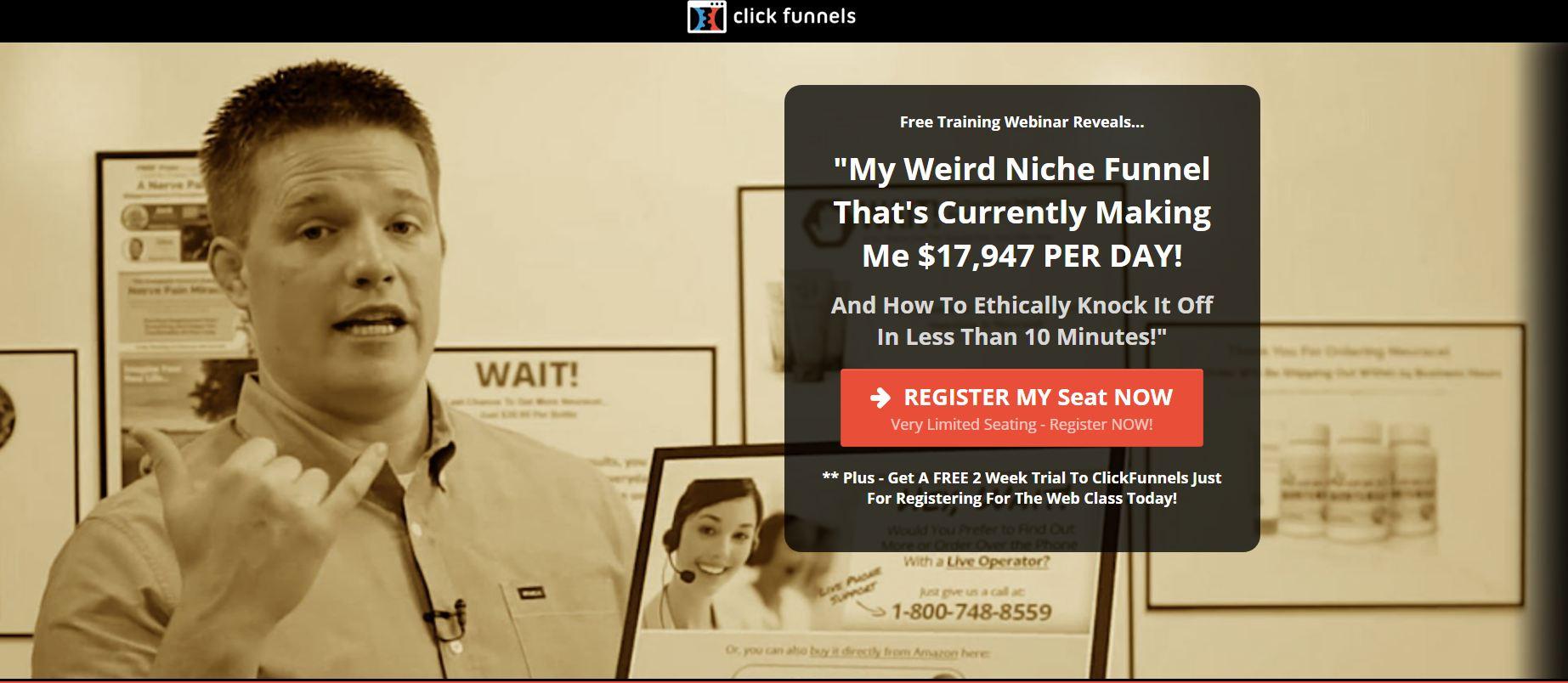 Funnel Hacks Webclass