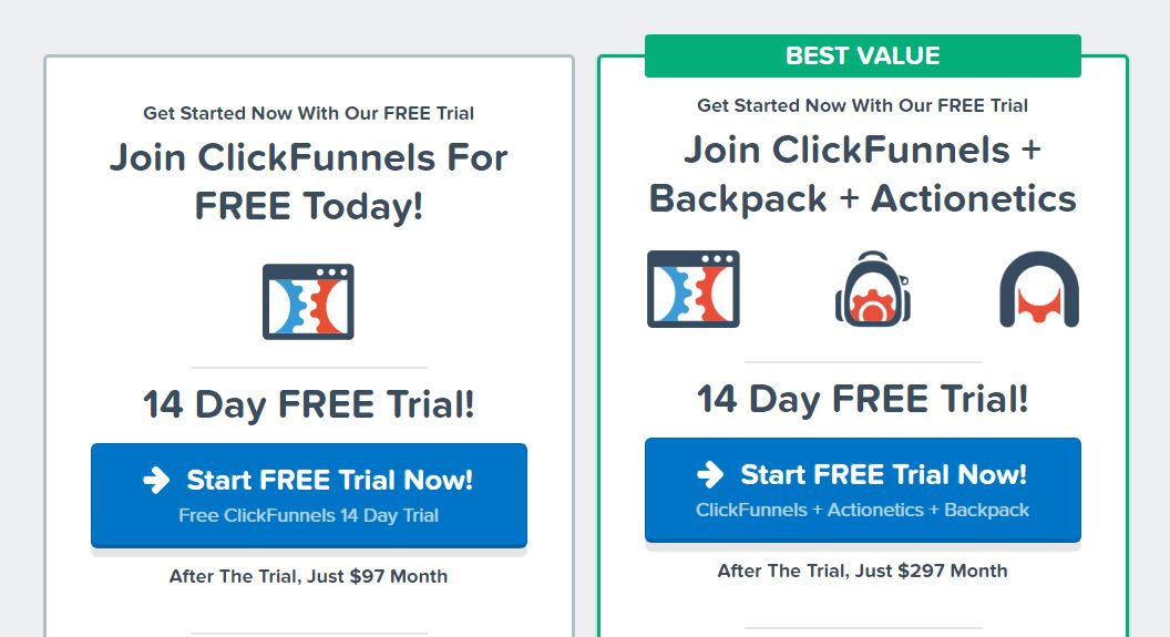 -ClickFunnels - Marketing Funnels in Minutes
