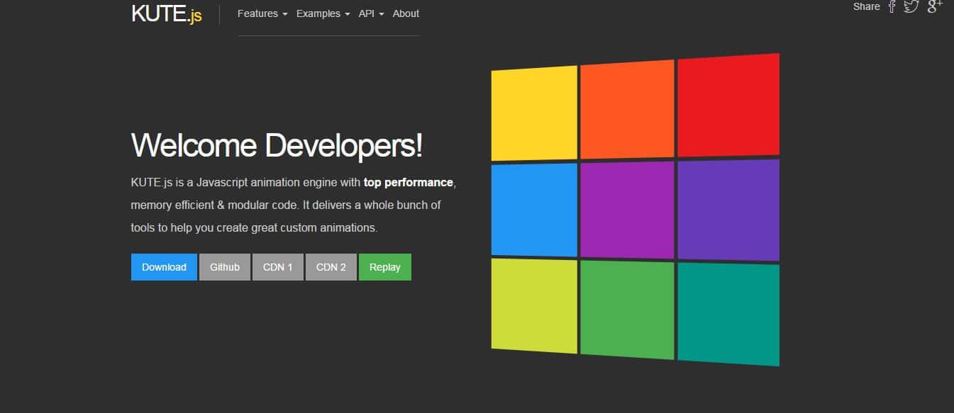KUTE.js-_-Javascript-Animation-Engine