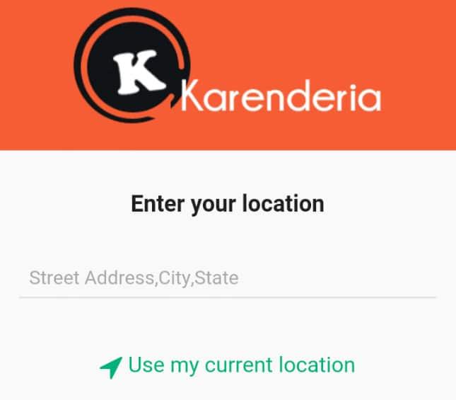 Karenderia Mobile App-web app templates