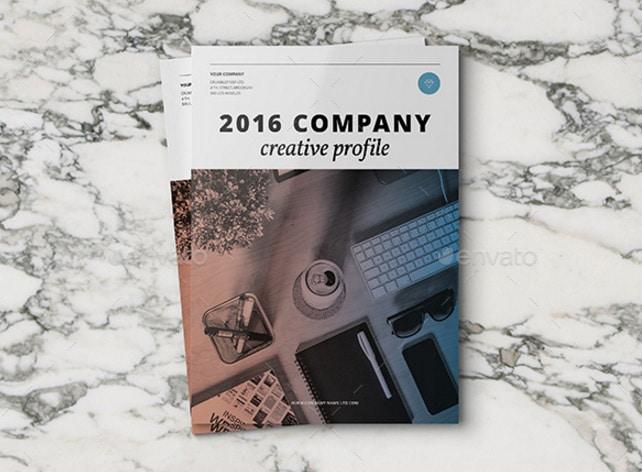 Company Profile Company Brochures