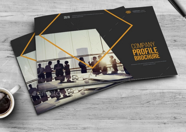 Company Profile Brochure-
