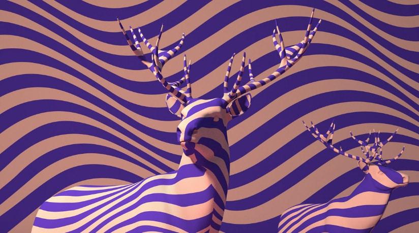 Migration 3D Illustrations