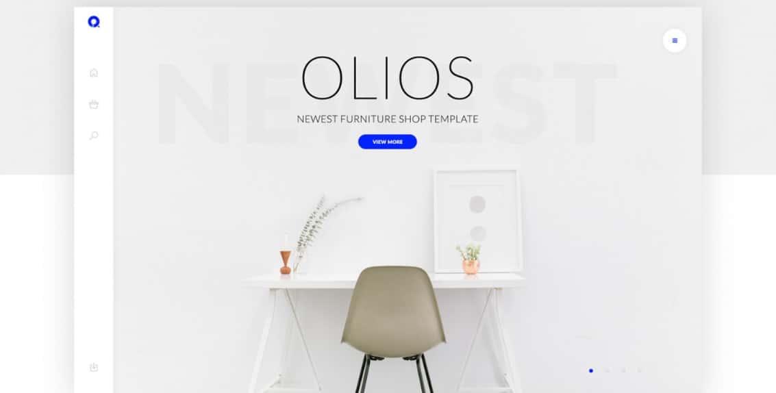 Olios-PSD-Template