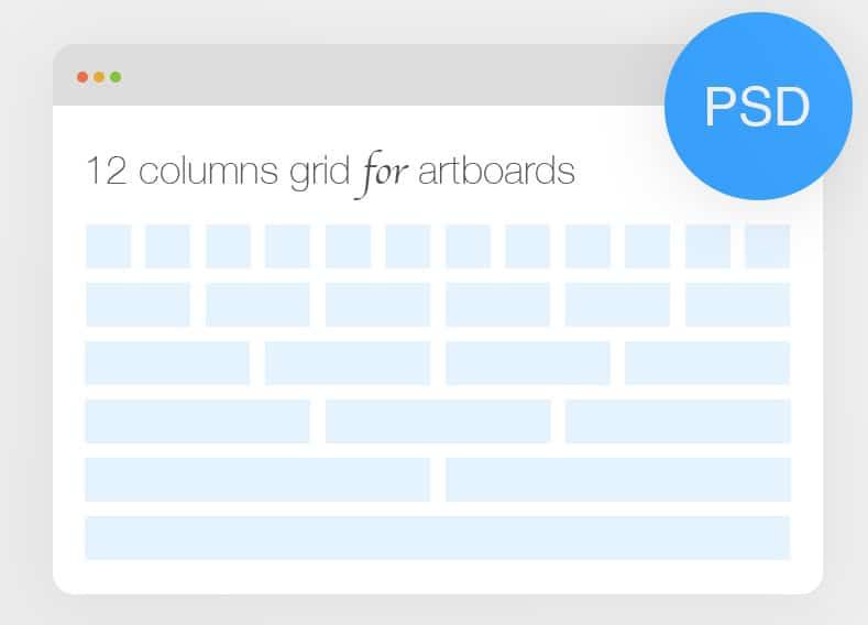 Bootstrap 12 columns grid