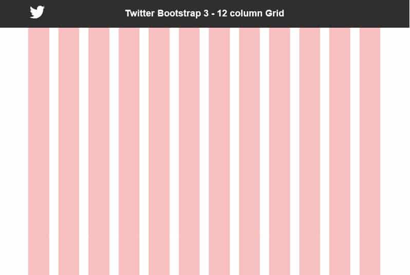 Bootstrap 3 Grid 12 Column