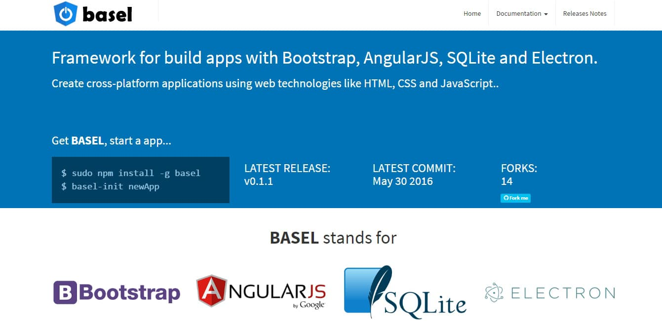 Basel Angular JS Tool for Web Developers