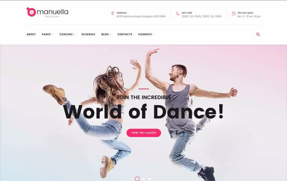 20-Responsive-WordPress-Theme-for-a-Dance-Studio