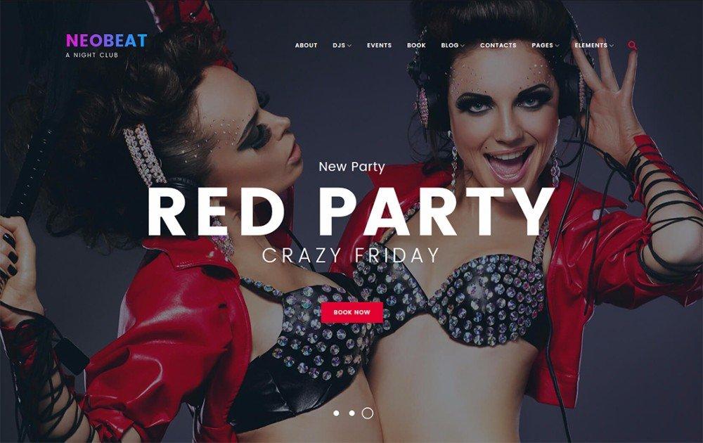23-Entertainment-WordPress-Theme