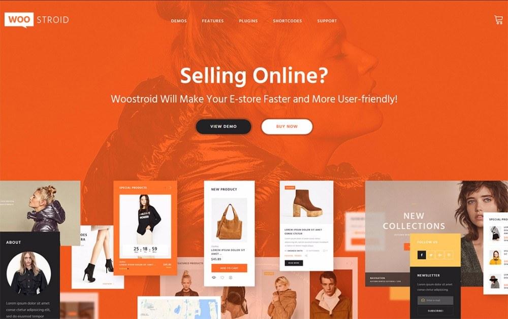 28-Multipurpose WooCommerce Theme for Onlin