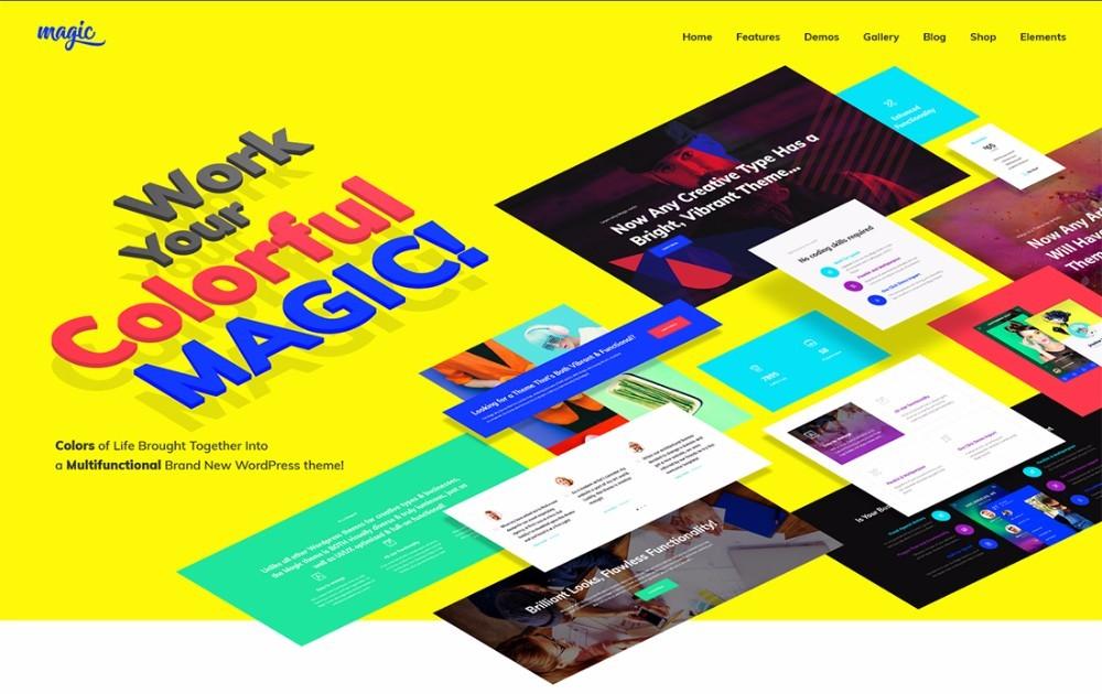 3-Magical-Multipurpose-Creative-WordPress-Theme