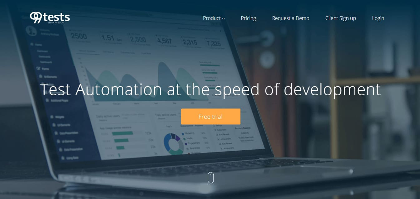 UX Software 99Tests - Software Testing Services for Website & Mobile Apps