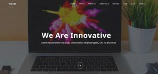 25 Modern Website Templates for Contemporary Websites