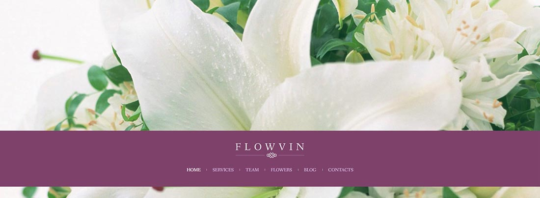 Awethemes _ Demo _ Flowvin Vintage WordPress Theme