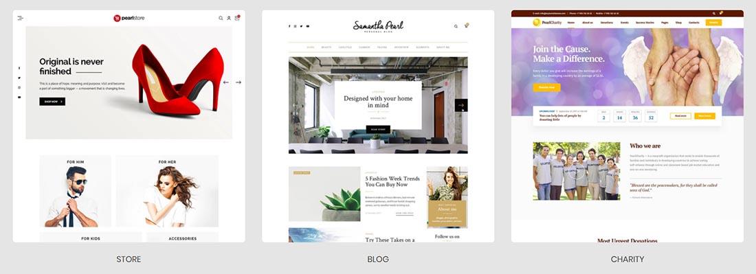 Business multi-industry WordPress Theme