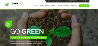 25 Non Profit Website Templates for Not For Profit Entities