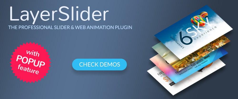 LayerSlide WP Plugin