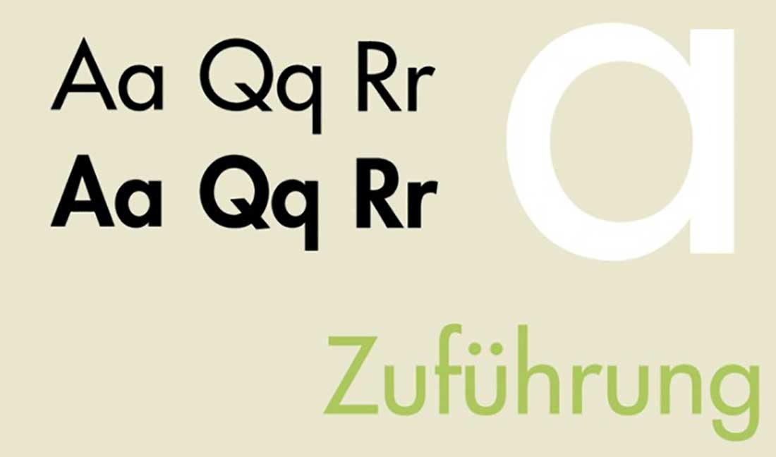 11 Futura Worst Font