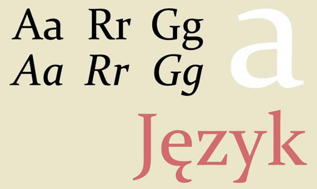 14 Constantia Worst Font