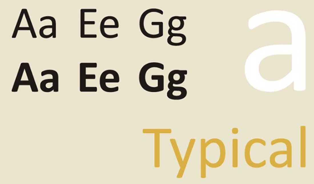 15 Calibri Worst Font