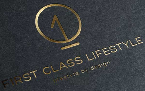 18 First Class Lifestyle Circle Logo