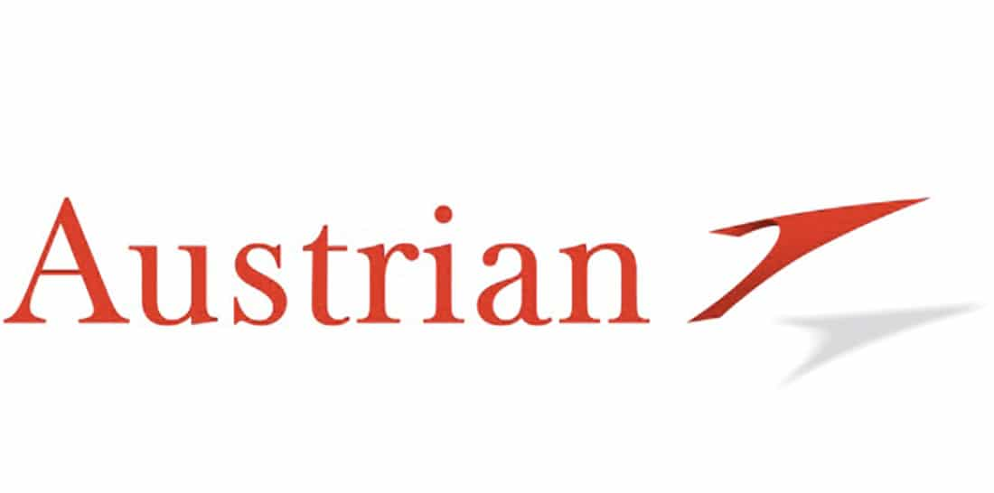 23 Austrian Airlines logo