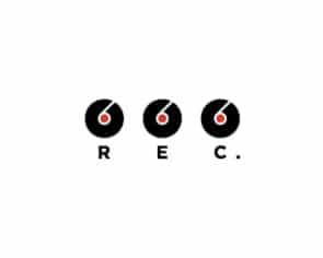 3 6 6 6 R E C Circle Logo Designs