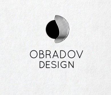 4 Obradov logo Design