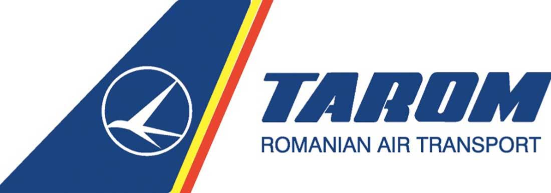 4 Tarom Airline Logos