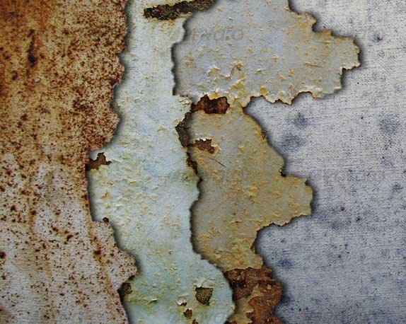 8 Rusty Textures