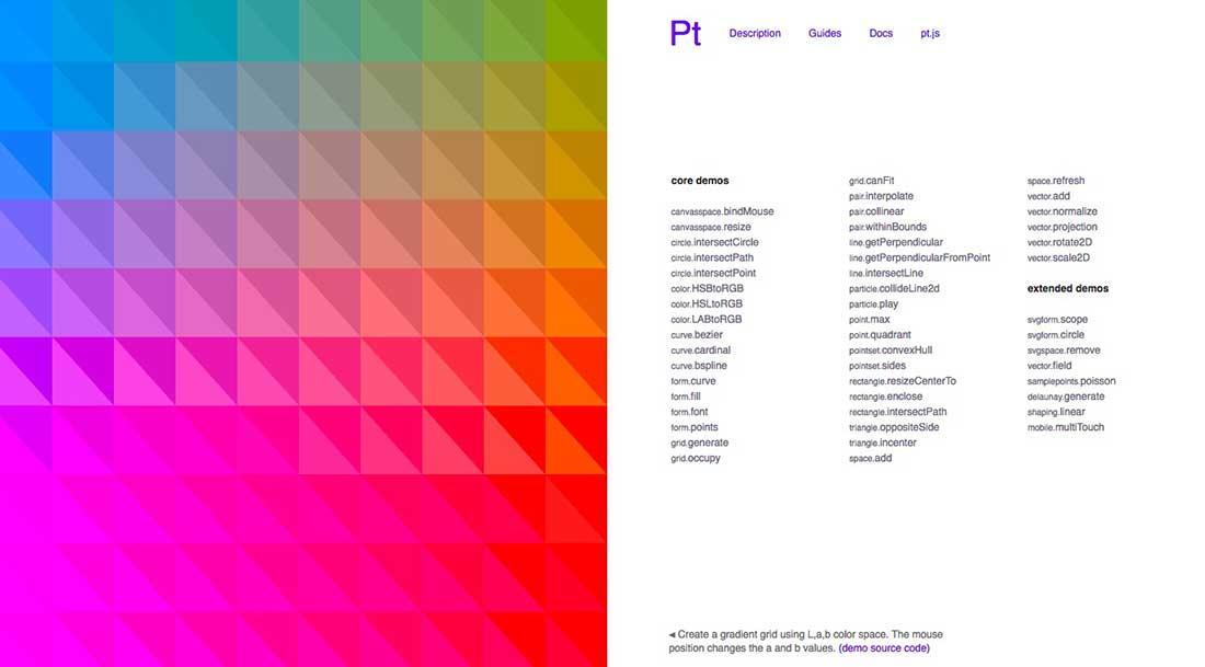 16 Pt JavaScript Animation