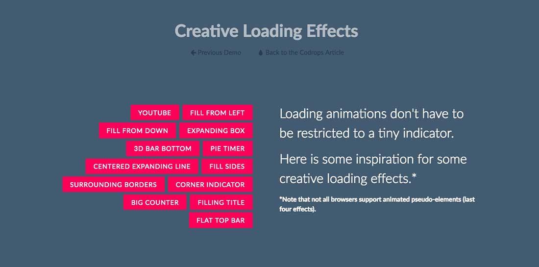 19 creative loading