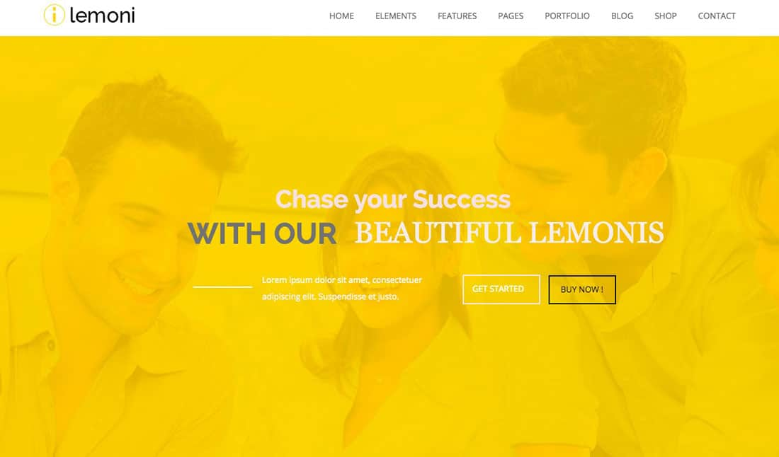 21 Lemoni Ubercart Template