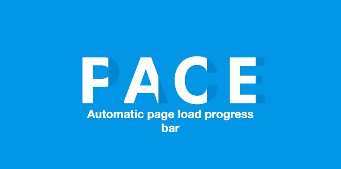3 Page Load Progress Bars