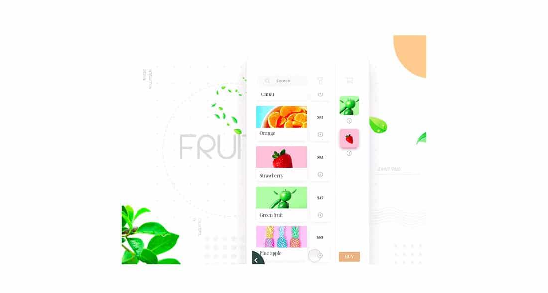13 Fruits App
