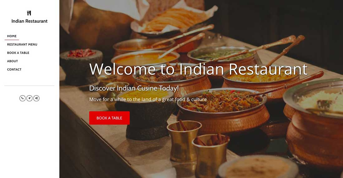 18 Indian Restaurant
