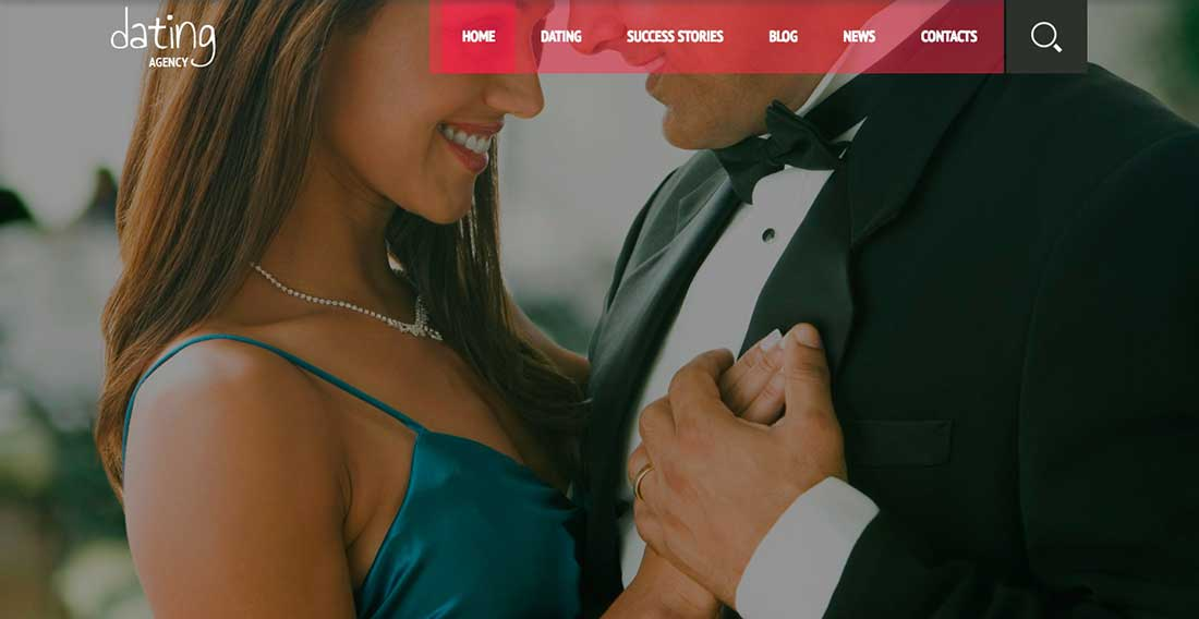 9 Online RomanceWordPress Theme