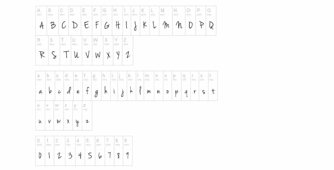 1 Jenna Sue Free Elegant Fonts