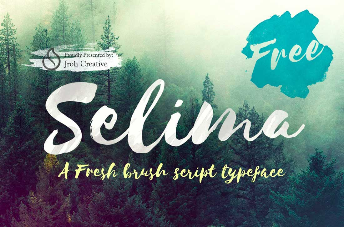 1 Selima Script