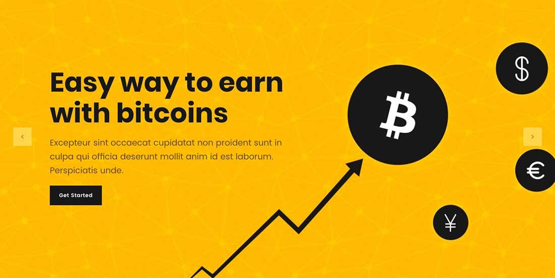 19 Bomex - Cryptocurrency & Bitcoin WordPress Theme