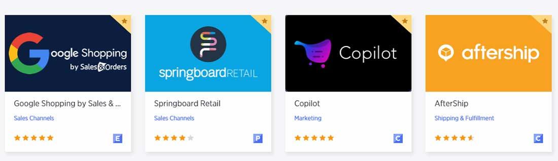 Ecommerce Apps Marketplace