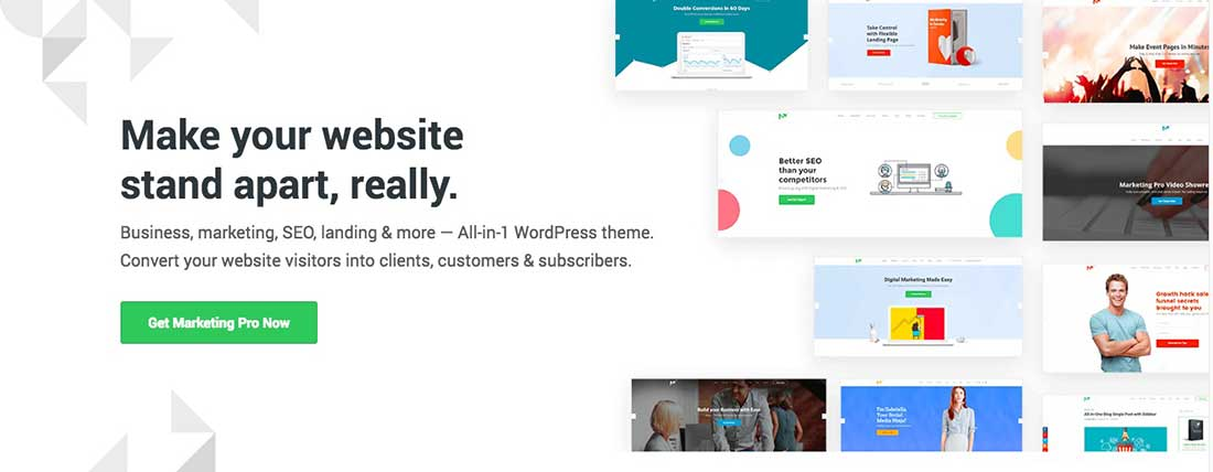 2 Marketing Pro - SEO WordPress Theme for SEO, Agency