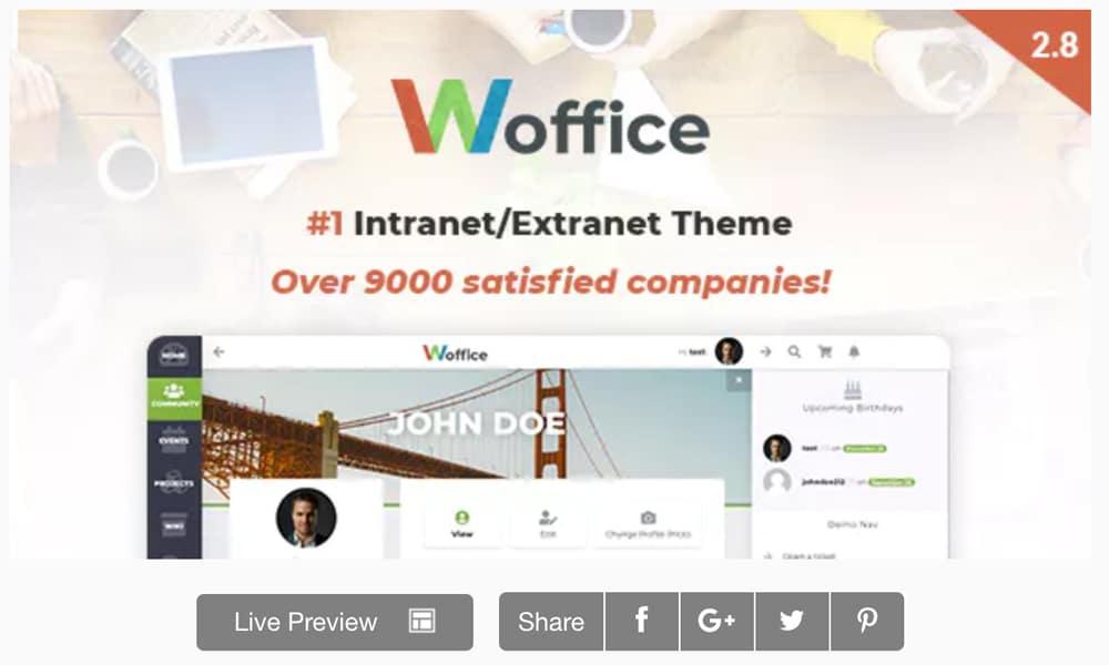 9 Best Project Management WordPress Themes