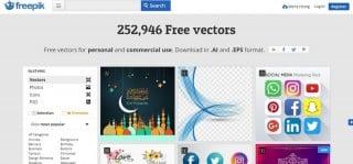 Freepik - Free Quality Vector Graphics