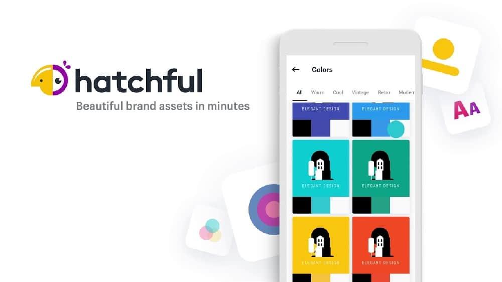 Las 8 mejores herramientas gratuitas de diseño de logotipos - Hatchful