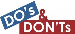 Website Header Design: Do's and Don'ts